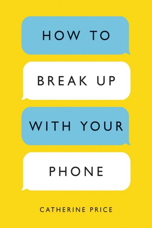 """""""How to Break Up with Your Phone"""" small group"""